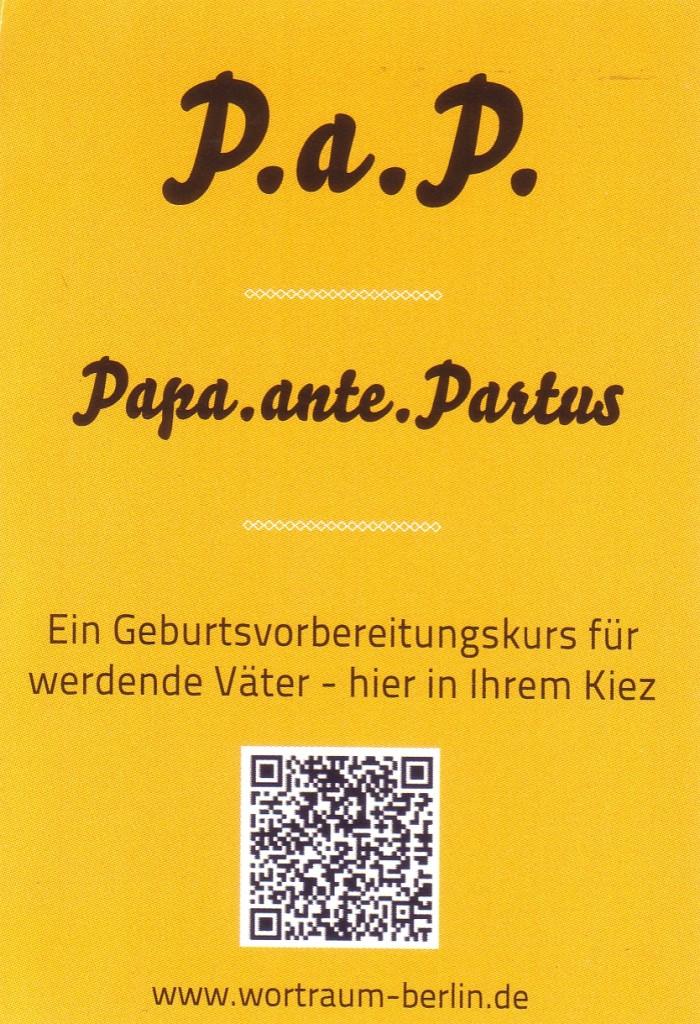 Papa ante partus