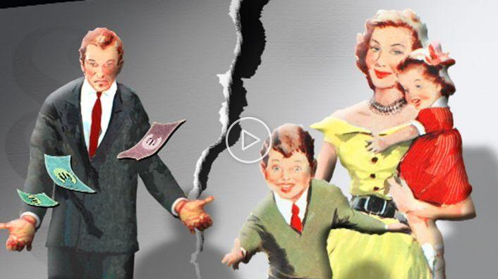 Männer zahlen drauf - beim Kindesunterhalt leben überholte Rollenbilder fort